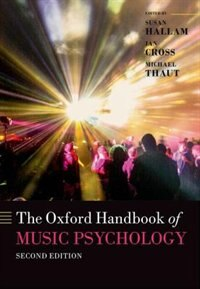 Book The Oxford Handbook of Music Psychology by Susan Hallam