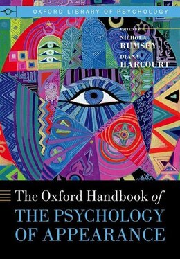 Book Oxford Handbook of the Psychology of Appearance by Nichola Rumsey
