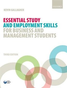 Book Essential Study and Employment Skills for Business and Management Students by Kevin Gallagher