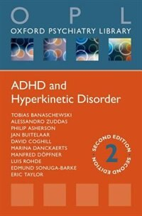 Book ADHD and Hyperkinetic Disorder by Tobias Banaschewski