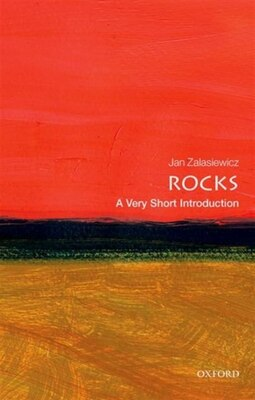 Book Rocks: A Very Short Introduction by Jan Zalasiewicz