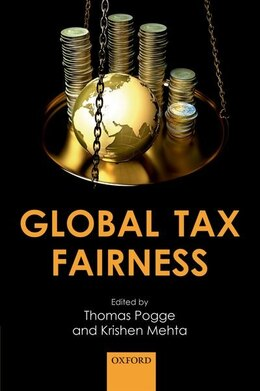 Book Global Tax Fairness by Thomas Pogge