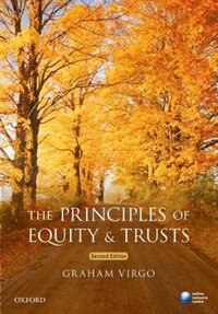 The Principles of Equity and Trusts