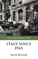 Book Italy Since 1945 by Patrick Mccarthy
