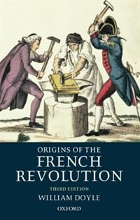 Book Origins of the French Revolution by William Doyle