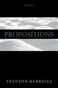 Book Propositions by Trenton Merricks