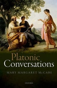 Book Platonic Conversations by McCabe, Mary Margaret