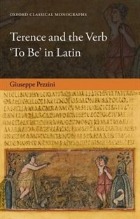 Book Terence and the Verb To Be in Latin by Giuseppe Pezzini