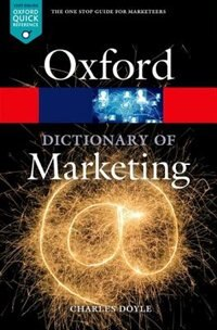 Book A Dictionary of Marketing by Charles Doyle