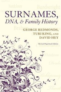 Book Surnames, DNA, and Family History by George Redmonds