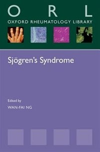 Book Sjogrens syndrome by Wan-Fai Ng