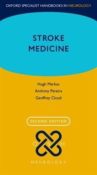 Book Stroke Medicine by Hugh Markus