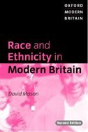 Book Race and Ethnicity in Modern Britain by David Mason