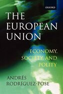 Book The European Union: Economy, Society, and Polity by Andres Rodriguez-pose