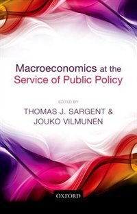 Book Macroeconomics at the Service of Public Policy by Thomas J. Sargent