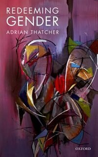 Book Redeeming Gender by Adrian Thatcher