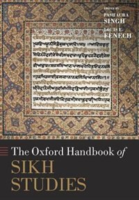 Book The Oxford Handbook of Sikh Studies by Pashaura Singh