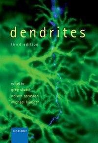 Book Dendrites by Greg Stuart