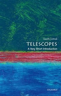 Book Telescopes: A Very Short Introduction by Geoff Cottrell