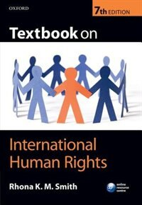Book Textbook on International Human Rights by Rhona Smith