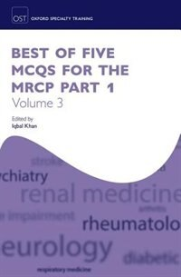 Book Best of Five MCQs for the MRCP Part 1 Volume 3 by Iqbal Khan