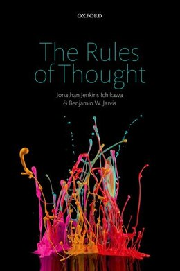 Book The Rules of Thought by Jonathan Jenkins Ichikawa