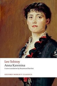 Book Anna Karenina by Leo Tolstoy