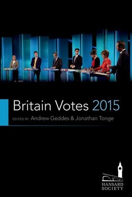 Book Britain Votes 2015 by Andrew Geddes
