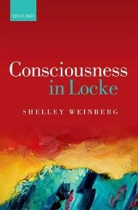 Book Consciousness in Locke by Shelley Weinberg