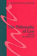 Book The Philosophy of Law by Ronald M. Dworkin