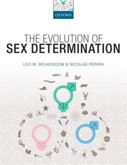 Book The Evolution of Sex Determination by Leo Beukeboom