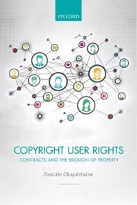 Book Copyright Users Rights by Pascale Chapdelaine