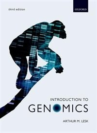 Book Introduction to Genomics by Arthur M. Lesk