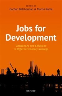 Book Jobs For Development: Challenges and Solutions in Different Country Settings by Gordon Betcherman