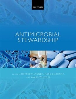 Book Antimicrobial Stewardship by Matthew Laundy