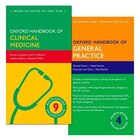 Pack of Oxford Handbook of General Practice 4e and Oxford Handbook of Clinical Medicine 9e