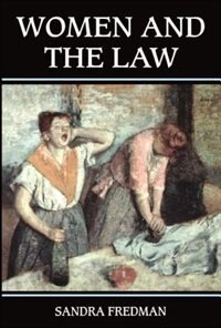 Book Women and the Law by Sandra Fredman