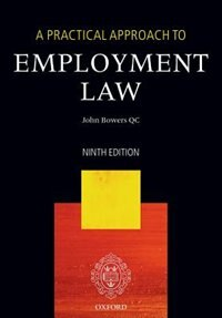 Book A Practical Approach to Employment Law by John Bowers