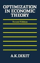 Optimization in Economic Theory