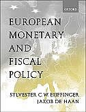 Book European Monetary and Fiscal Policy by Sylvester Eijffinger