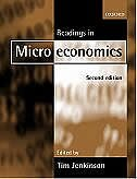Book Readings in Microeconomics by Tim Jenkinson