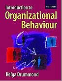Book Introduction to Organizational Behaviour by Helga Drummond