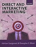 Book Direct and Interactive Marketing by Adrian Sargeant