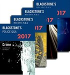 Blackstones Police QandA: Four Volume Pack 2017