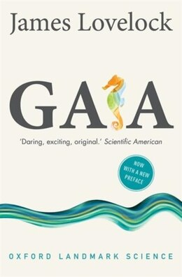 Book Gaia: A New Look at Life on Earth by James Lovelock