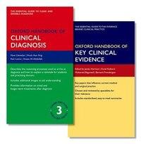 Oxford Handbook of Clinical Diagnosis 3e and Oxford Handbook of Key Clinical Evidence Pack