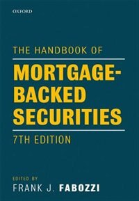 Book The Handbook of Mortgage-Backed Securities by Frank J. Fabozzi