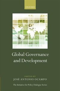 Book Global Governance and Development by Jose Antonio Ocampo
