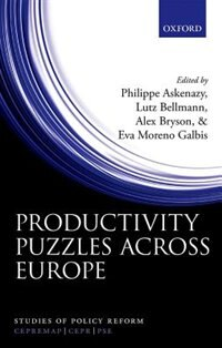 Book Productivity Puzzles Across Europe by Philippe Askenazy
