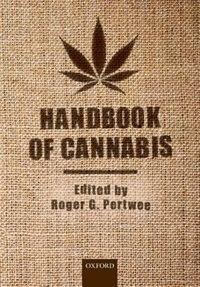 Book Handbook of Cannabis by Roger Pertwee